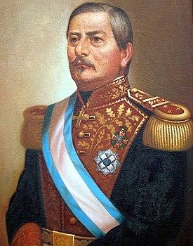 Portrait of Cabañeras Gutiérrez.