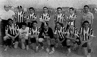 Goiânia Esporte Clube - The Goiânia team of 1941.