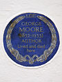 GEORGE MOORE (1852-1933) AUTHOR Lived and died here.JPG