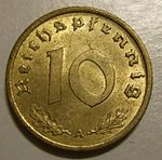 GERMAN REICH, 1939 -10 REICHSPFENNIG a - Flickr - woody1778a.jpg