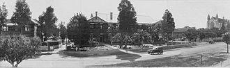 Guildford Grammar School - Guildford Grammar School Terrace Road 1932