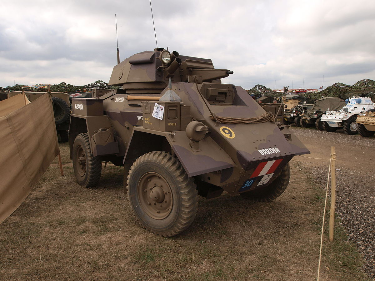 Fox Armoured Car