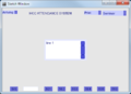 GUI attempt one for an attendance software application.png