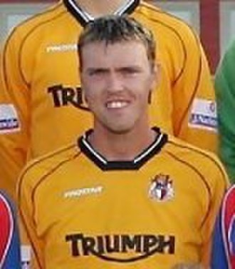 Hinckley United F.C. - Matt Gadsby
