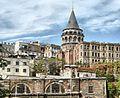 Galata tower - panoramio - Haluk Comertel.jpg