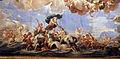 Galleria di luca giordano, 1682-85, nettuno e anfitrite 03.JPG