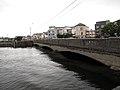 Galway - Wolfe Tone Bridge bei Flut - panoramio.jpg