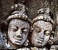Gandavyuha - Level 3 Balustrade, Borobudur - 075 South Wall (8602436562).jpg