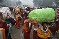 Gangasagar Pilgrims - Babu Ghat Area - Kolkata 2018-01-14 6468.JPG