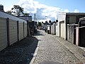 Garages off Hermitage Road - geograph.org.uk - 1521776.jpg