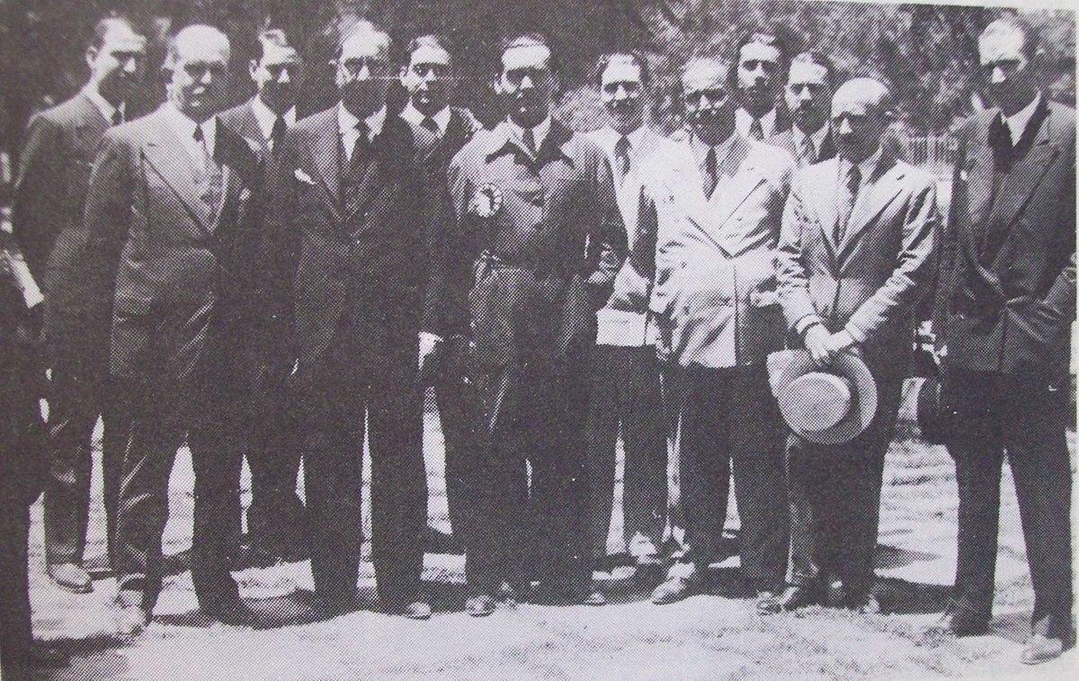 García Lorca en La Plata (Buenos Aires - Argentina)