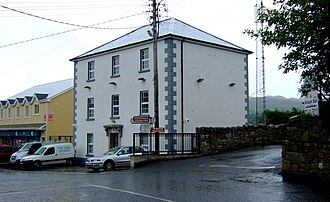 Kerrykeel - Image: Garda Station, Kerrykeel geograph.org.uk 910437