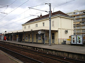 Image illustrative de l'article Gare de Franconville - Le Plessis-Bouchard