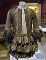 Garter suit. Belonged to Charles Stuart, Frances Stuart Teresa's husband. National Museum of Scotland, Edinburgh, Scotland, UK.jpg