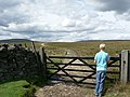 Gate from In Moor Lane to Scar House Pasture - geograph.org.uk - 226510.jpg
