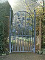 Gateway at Myddleton House, Bulls Cross, Enfield - geograph.org.uk - 316794.jpg