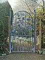 Gateway at Myddleton House, Bulls Cross, Enfield - geograph.org.uk - 316794.jpg