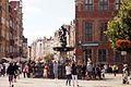 Gdańsk, fontanna Neptuna. Foto Barbara Maliszewska.jpg