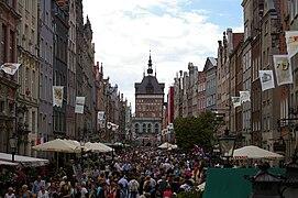 Gdańsk Główne Miasto - Długa Street (131)