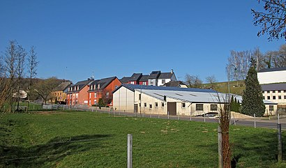 How to get to Colpach-Haut with public transit - About the place