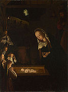 Geertgen tot Sint Jans, The Nativity at Night, c 1490.jpg