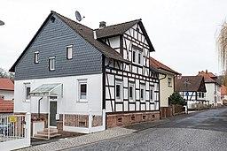 Tempelstraße in Gelnhausen