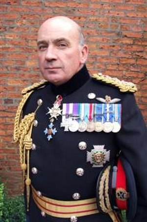 Richard Dannatt - Dannatt in September 2007