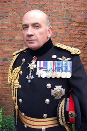 Army and Navy Club - General Sir Richard Dannatt (born 1950) Chief of the General Staff