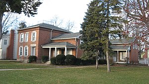 National Register of Historic Places listings in Sandusky County, Ohio - Image: Georg Cronenwett House