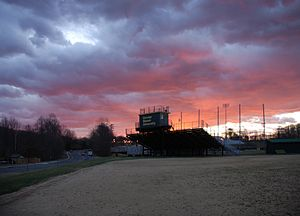 George Mason Patriots - Spuhler Field at George Mason University