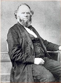 George myers builder 1860s