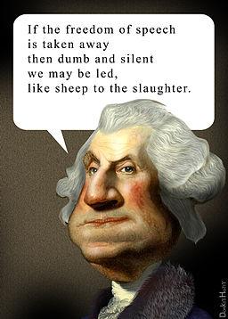 華盛頓也會說︰柯P你錯啦!