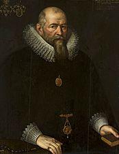 Portrait of Johann von Megen.
