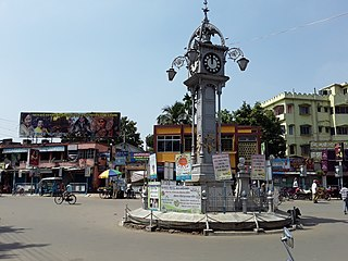 Place in West Bengal, India