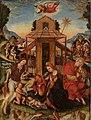 Gian Francesco de Maineri - De geboorte van Christus - 2554 (OK) - Museum Boijmans Van Beuningen.jpg