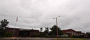 Giles County High School - Image: Giles County High School
