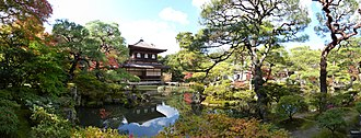 Ginkaku-ji - Image: Ginkakuji 2012