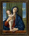 Giovanni Bellini - Madonna e Bambino - MASP San Paolo Brasile.jpg
