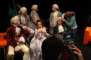 Gipsy.cz - Gipsy.cz shooting Do You Wanna video (2009)