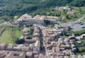 Girifalco vista aerea- Complesso Monumentale - Piazza Vittorio Emanuele II.png