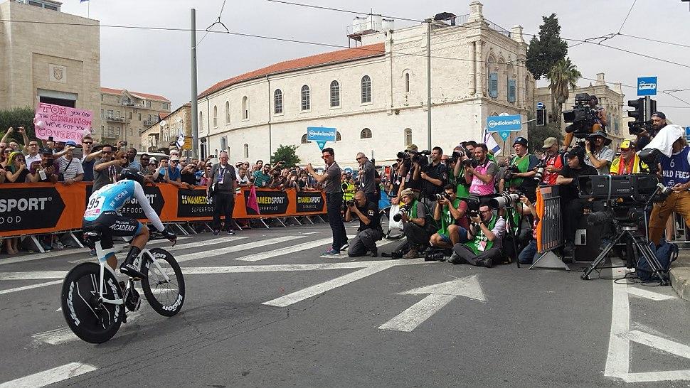 Giro d'Italia 2018 - Jerusalem 08