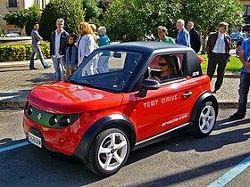 Electric Car Range >> Tazzari Zero - Wikipedia