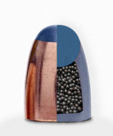 Plastic-tipped bullet - Wikipedia