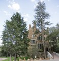 Glen Eyrie castle, an English Tudor-style home built in what is now Colorado Springs, Colorado LCCN2015633825.tif