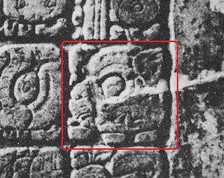 Kan Bahlam I Ruler of the Maya city of Palenque