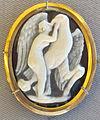 Glittica romana, venere con l'aquila, sardonice, I sec dc..JPG