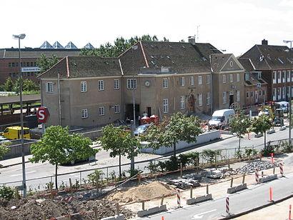 Sådan kommer du til Glostrup Station med offentlig transport – Om stedet