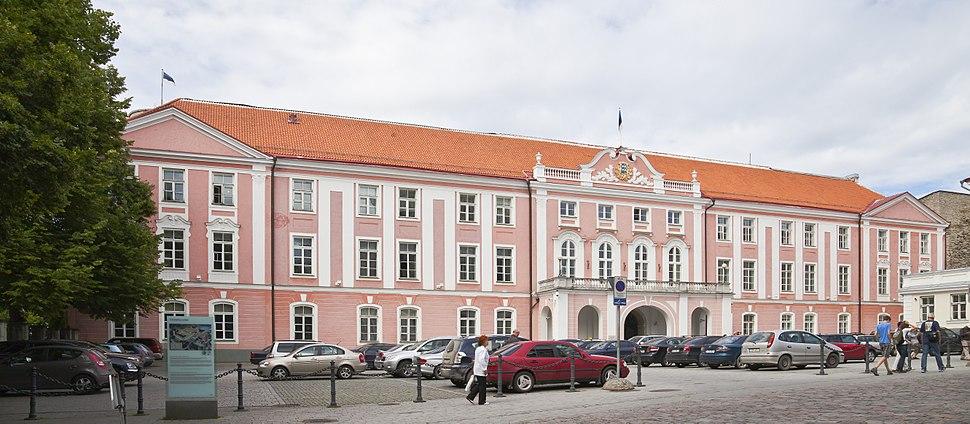 Gobierno de Estonia, Tallinn, Estonia, 2012-08-05, DD 02