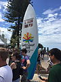 Gold Coast 2018 Commonwealth Games countdown clock 01.JPG