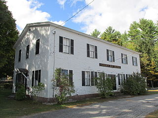 Golden Rod Grange No. 114 United States historic place